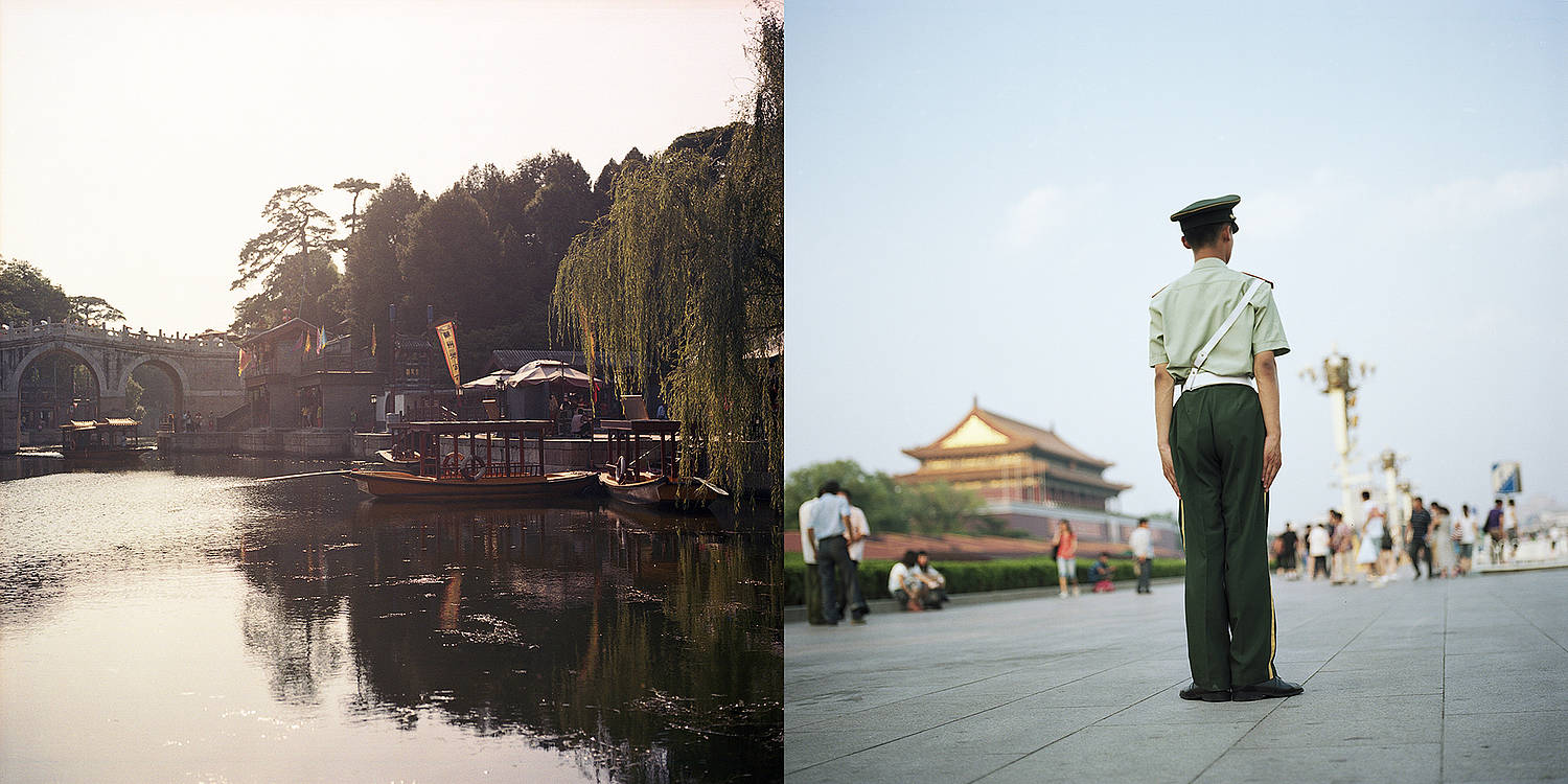 Peking, China l Lufthansa Magazin