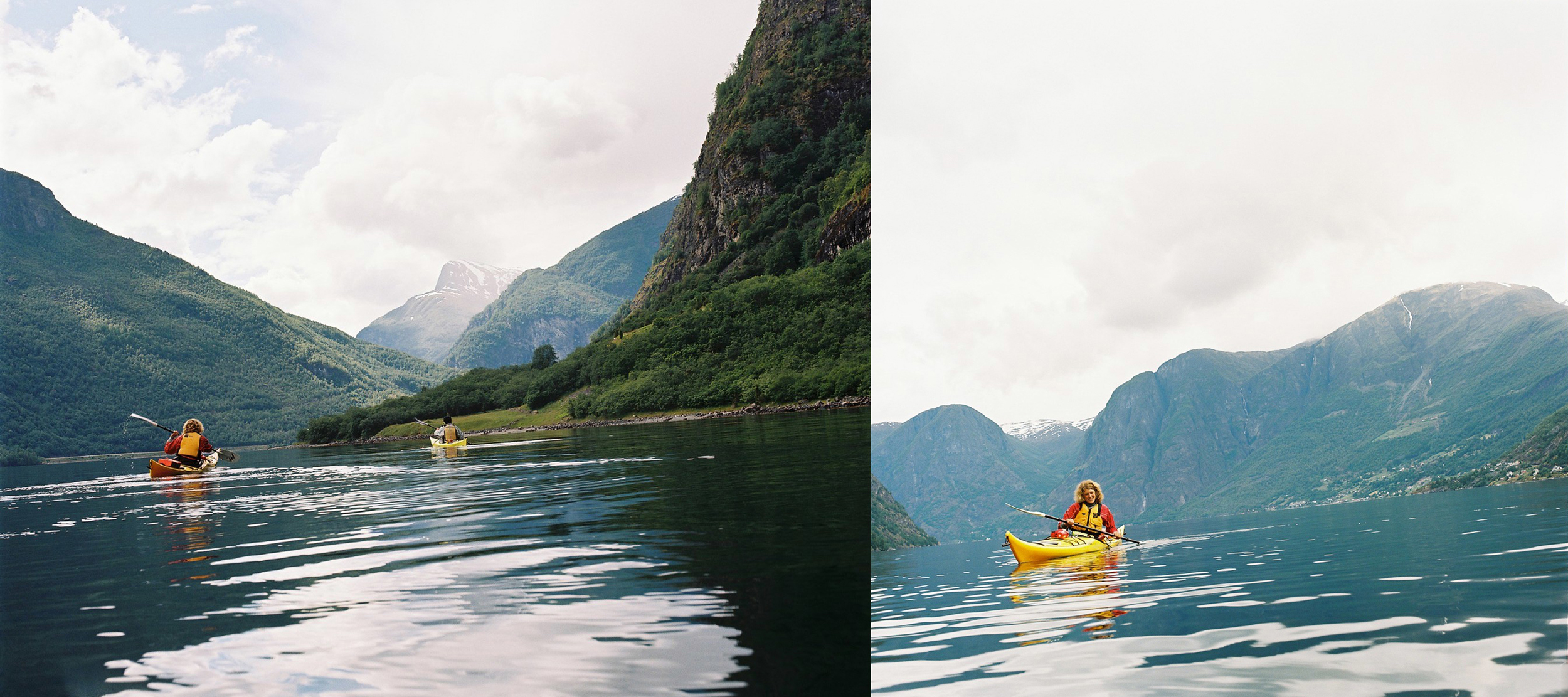 Kayaking in Norwegen l Mercedes Magazin